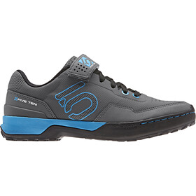 Five Ten Kestrel Lace Shoes Women grey five/shock cyan/core black